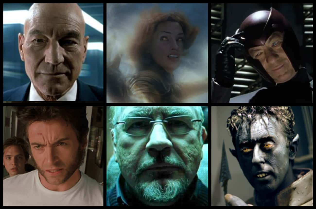 X2: X-Men United is listed (or ranked) 4 on the list What Are The Best Superhero Movie Casts Ever Assembled?