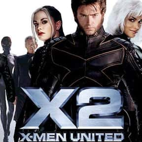 X2: X-Men United is listed (or ranked) 2 on the list All X-Men Movies, Ranked Best to Worst