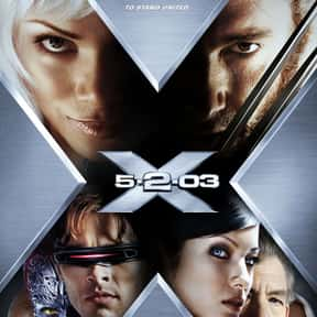 X-Men 2 is listed (or ranked) 6 on the list The Best Movies of 2003
