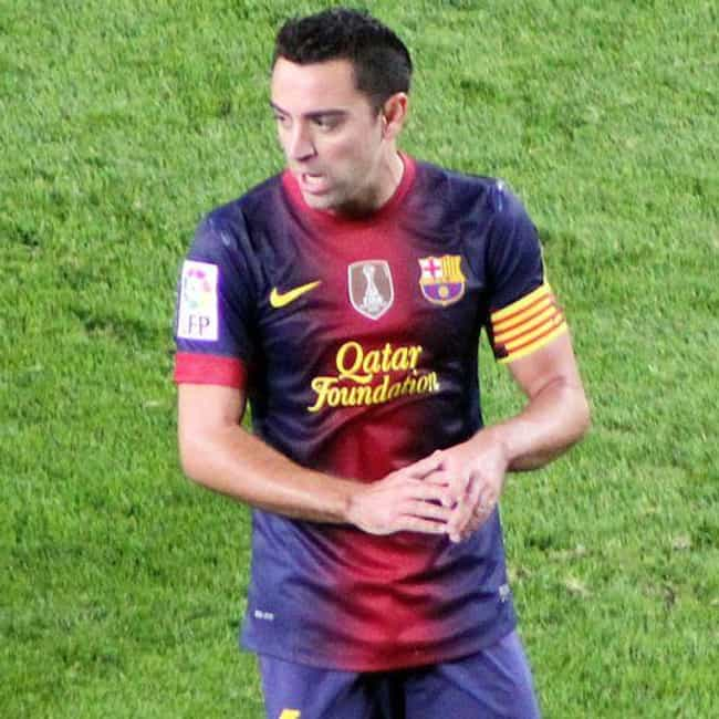 Xavi is listed (or ranked) 1 on the list The Best Professional Soccer Players Who Retired In 2019