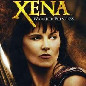 Xena: Warrior Princess is listed (or ranked) 2 on the list The Best 1990s Action TV Series