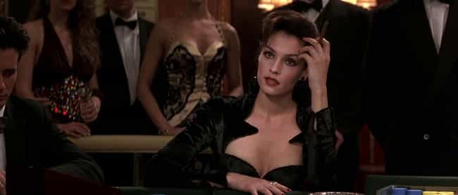 Xenia Onatopp is listed (or ranked) 4 on the list The Hottest Female Villains