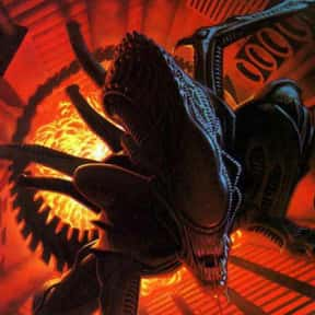 Xenomorph (Alien) is listed (or ranked) 17 on the list The Greatest Movie Villains Of All Time