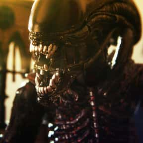 Xenomorph is listed (or ranked) 2 on the list The Best Characters in the Whole Alien Franchise, Ranked