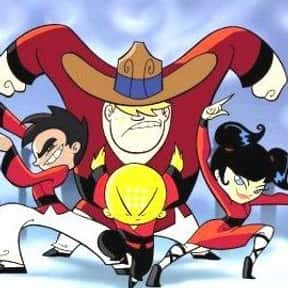 Xiaolin Showdown is listed (or ranked) 22 on the list Kids' WB TV Shows/Programs