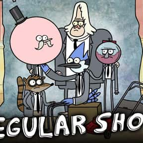 Regular Show is listed (or ranked) 22 on the list The Best Cartoons to Watch Stoned