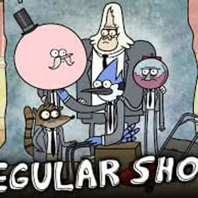 Regular Show is listed (or ranked) 15 on the list The Best Cartoons of the 2010s