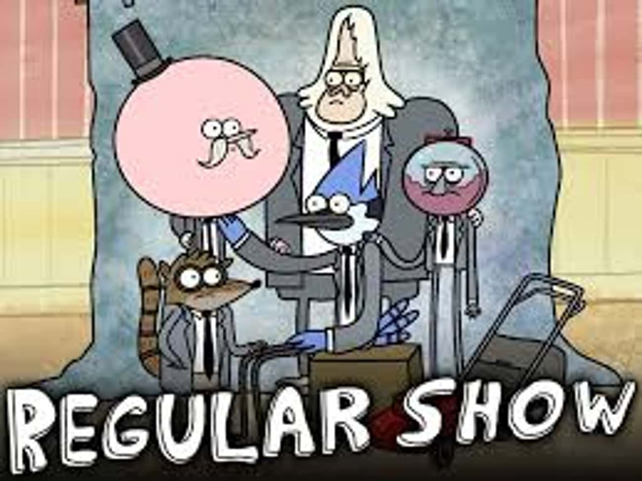 Regular Show is listed (or ranked) 1 on the list What to Watch If You Love Rick and Morty