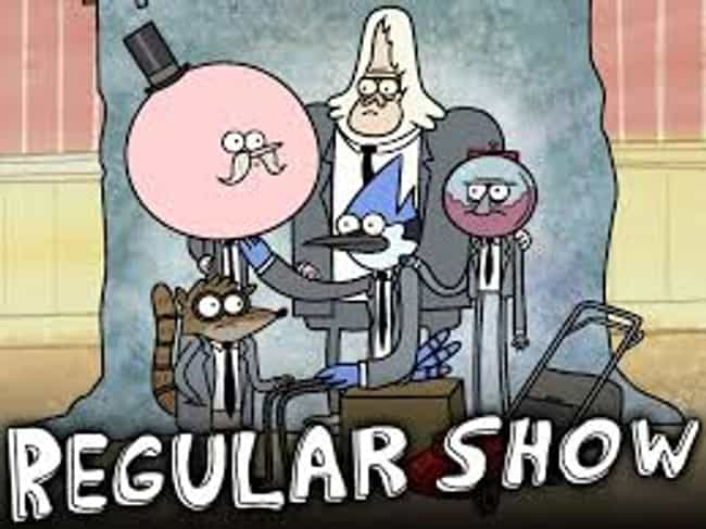 Regular Show is listed (or ranked) 1 on the list What to Watch If You Love 'SpongeBob SquarePants'