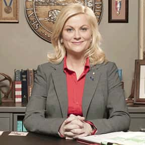 Leslie Knope is listed (or ranked) 1 on the list Which Sitcom Character Would You Want to Quarantine With?