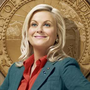 Leslie Knope is listed (or ranked) 8 on the list Fictional Political Candidates You'd Cast Your Ballot For