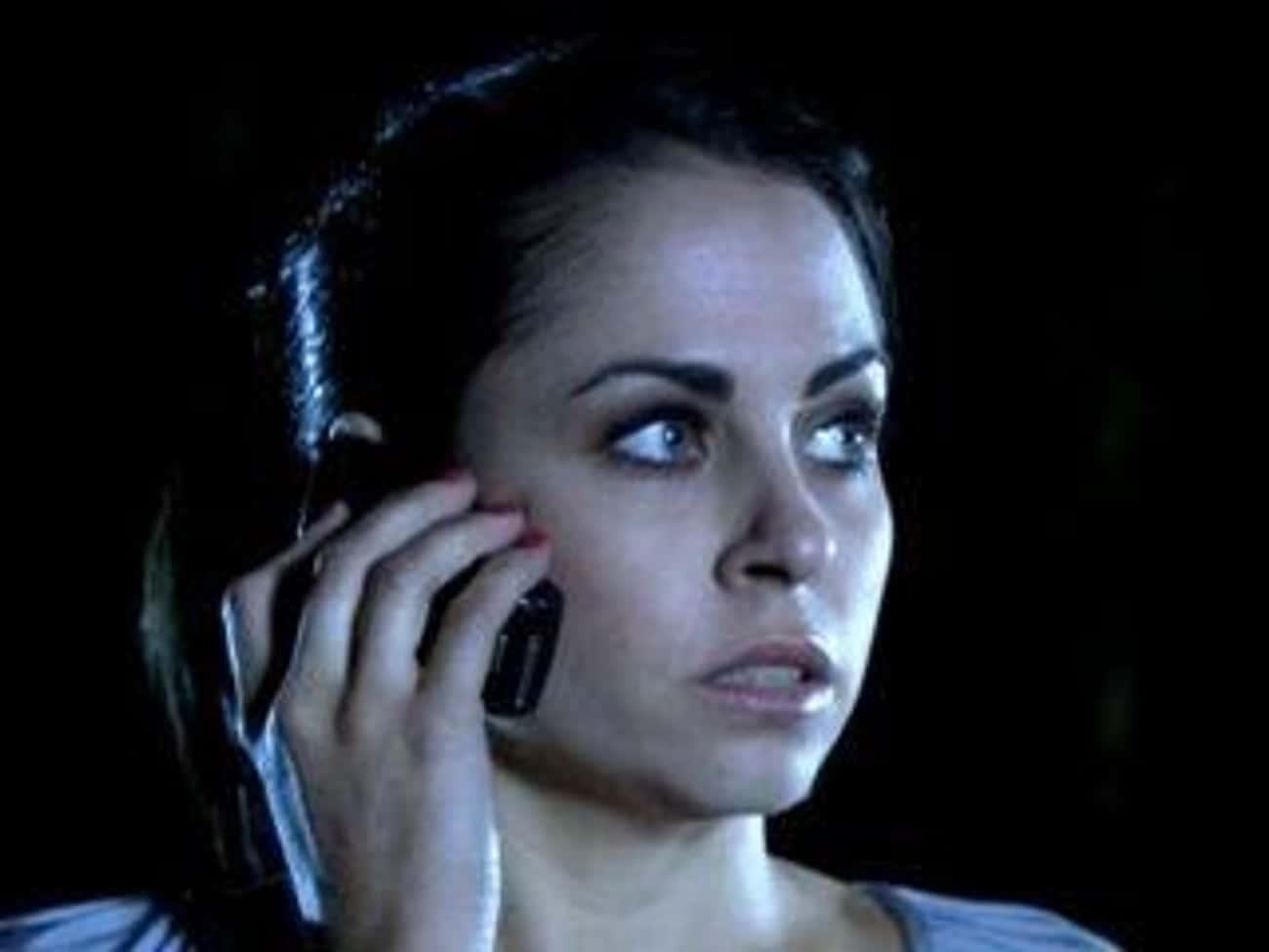 Lindsay - 'The Human Centipede'