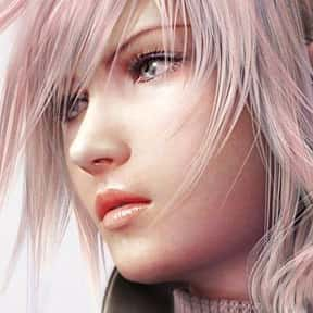 Lightning is listed (or ranked) 17 on the list The Hottest Video Game Vixens of All Time