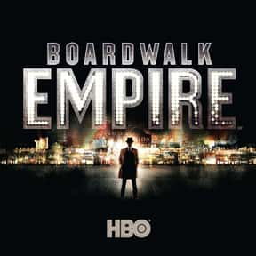 Boardwalk Empire is listed (or ranked) 8 on the list The Best TV Shows You Can Watch On HBO Max