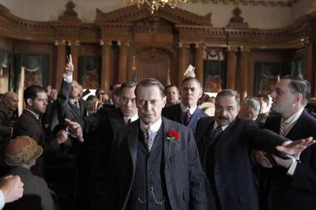 Boardwalk Empire is listed (or ranked) 6 on the list The Best TV Shows Of The 2010s That Didn't Take Place During The Decade