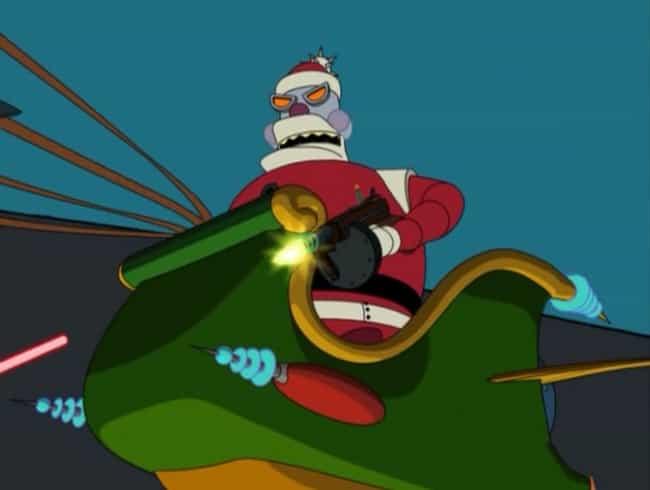 Futurama Christmas Episodes.The Best Christmas Episodes On Futurama
