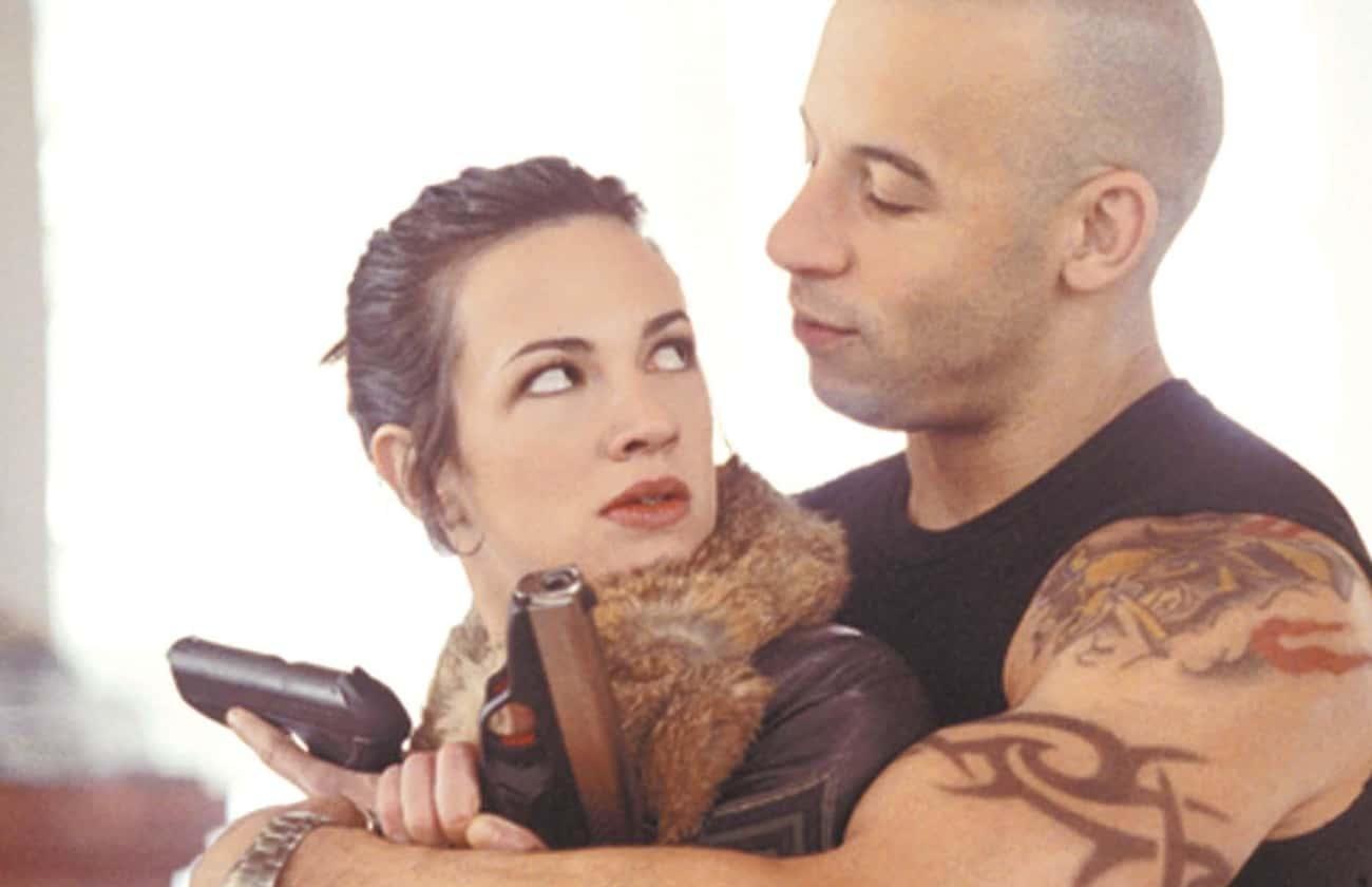 """Vin Diesel And Asia Argento In """"XXX"""""""