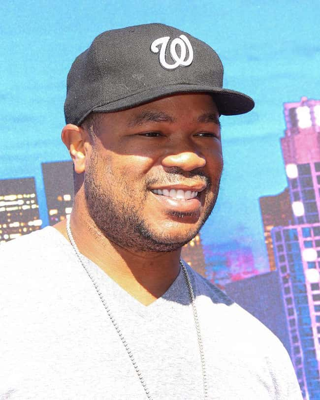 Xzibit is listed (or ranked) 21 on the list 30 Famous Jehovah's Witnesses