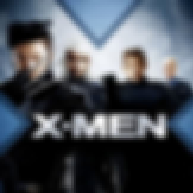 X-Men is listed (or ranked) 4 on the list The Very Best Geeky Shows & Movies, Ranked