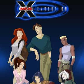 X-Men: Evolution is listed (or ranked) 21 on the list Kids' WB TV Shows/Programs