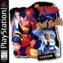X-Men vs. Street Fighter is listed (or ranked) 17 on the list The Best Fighting Games of All Time