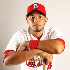 Yadier Molina is listed (or ranked) 12 on the list The Greatest Hispanic MLB Players Ever