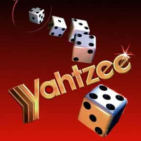 Yahtzee is listed (or ranked) 20 on the list The Best Board Games for 4 People