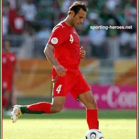 Yahya Golmohammadi is listed (or ranked) 25 on the list The Best Soccer Players from Iran