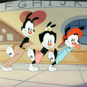 Yakko, Wakko, and Dot is listed (or ranked) 20 on the list The Best Trios Of All Time