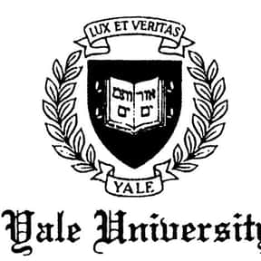 Yale University is listed (or ranked) 15 on the list Black Enterprise's Top 50 Colleges For African Americans