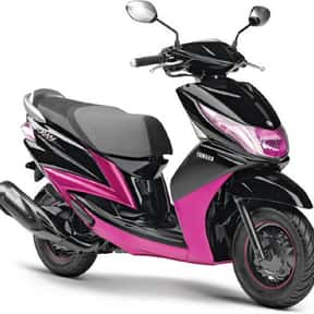 Yamaha Motor Company is listed (or ranked) 3 on the list The Best Scooter Brands