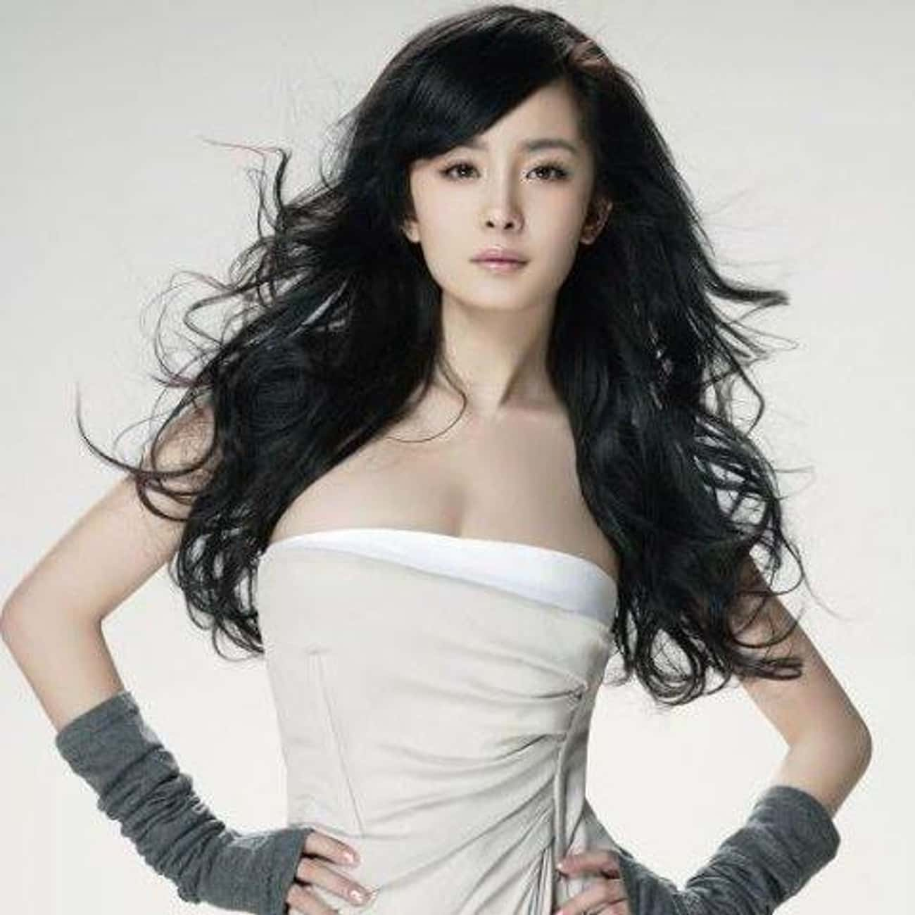 Yang Mi is listed (or ranked) 1 on the list The Most Beautiful Chinese Actresses