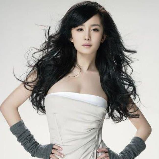 Yang Mi Is Listed Or Ranked 1 On The List The Most Beautiful Chinese