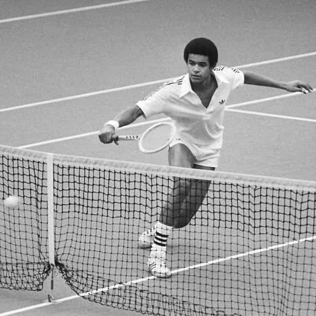 Yannick Noah is listed (or ranked) 1 on the list The Best Tennis Players from France