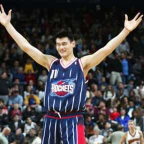 Yao Ming is listed (or ranked) 18 on the list The Best No. 1 Overall NBA Draft Picks of All Time, Ranked