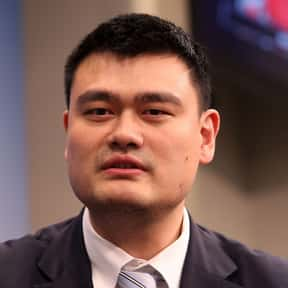 Yao Ming is listed (or ranked) 21 on the list The Best NBA Players With No Championship Rings