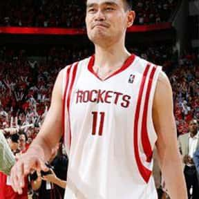 Yao Ming is listed (or ranked) 2 on the list The Best Houston Rockets Centers of All Time