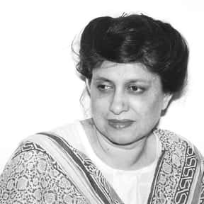 Yasmeen Lari is listed (or ranked) 6 on the list Famous Architects from Pakistan