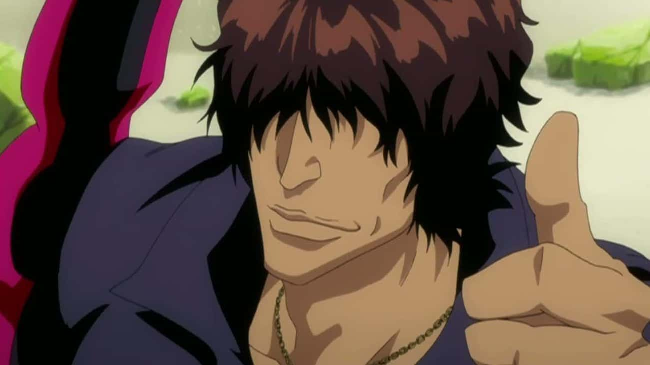 Chad Yasutora - 'Bleach' is listed (or ranked) 1 on the list 20 Underutilized Anime Characters Who Could Have Been So Much More
