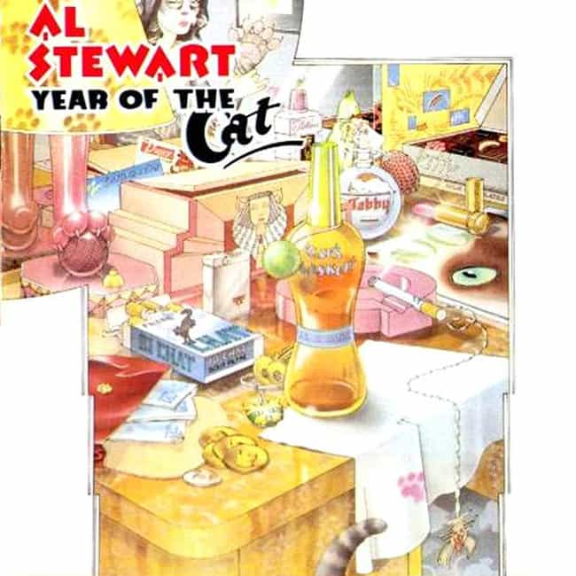 Year of the Cat is listed (or ranked) 1 on the list The Best Al Stewart Albums of All Time