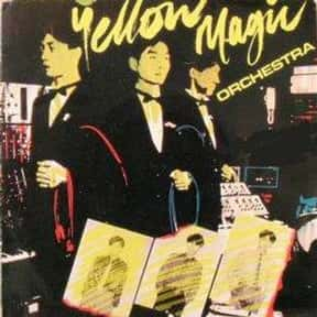 Yellow Magic Orchestra is listed (or ranked) 17 on the list The Best Asian Bands/Artists