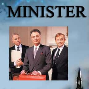 Yes Minister is listed (or ranked) 12 on the list The Best British Sitcoms of All Time