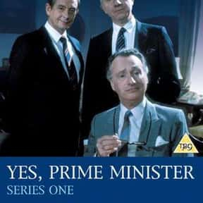 Yes, Prime Minister is listed (or ranked) 16 on the list The Best British Sitcoms of All Time