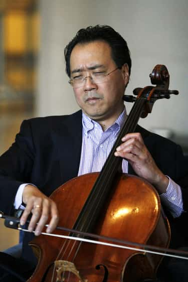 Yo-Yo Ma is listed (or ranked) 1 on the list Famous Male Cellists