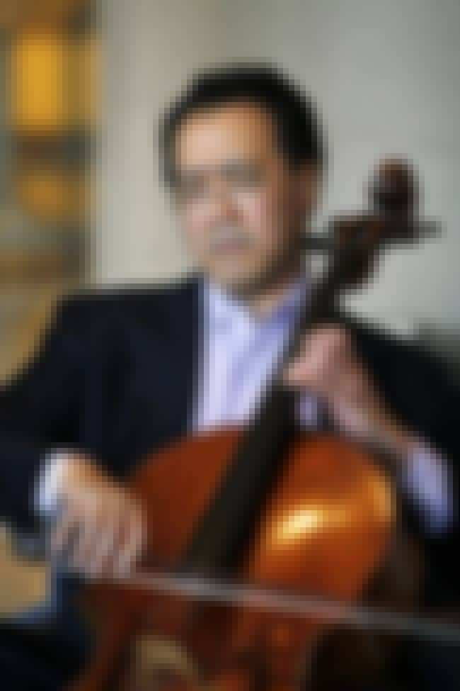 Yo-Yo Ma is listed (or ranked) 1 on the list List of Famous Cellists