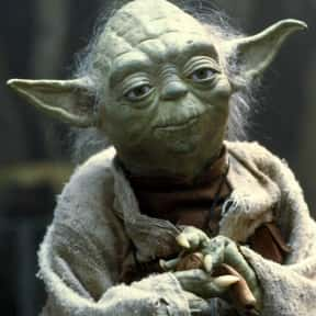 Yoda is listed (or ranked) 2 on the list Which Star Wars Characters Deserve Spinoff Movies?