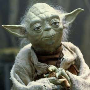 Yoda is listed (or ranked) 17 on the list Which 'Star Wars' Character Is The Best Skateboarder?