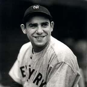 Yogi Berra is listed (or ranked) 18 on the list The Greatest Baseball Players Of All Time