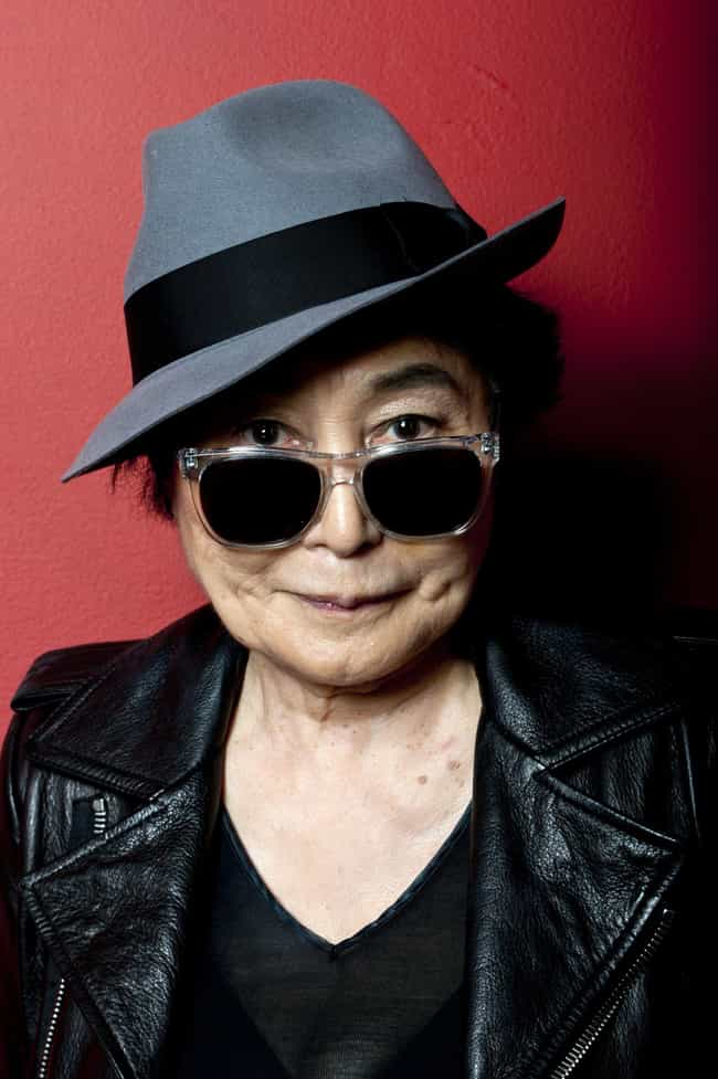 Yoko Ono is listed (or ranked) 1 on the list Famous Female Peace Activists