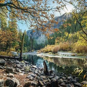 Yosemite National Park is listed (or ranked) 5 on the list The Best National Parks in the USA